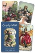 Everyday Witch Tarot Mini Cards -  Deborah Blake, Elisabeth Alba